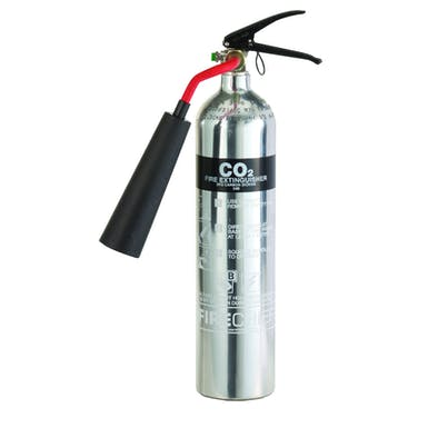 2KG Aluminium CO2 Fire Extinguisher