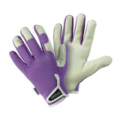 Briers Ladies Purple Gardener Gloves