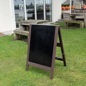 A-Frame Noticeboards