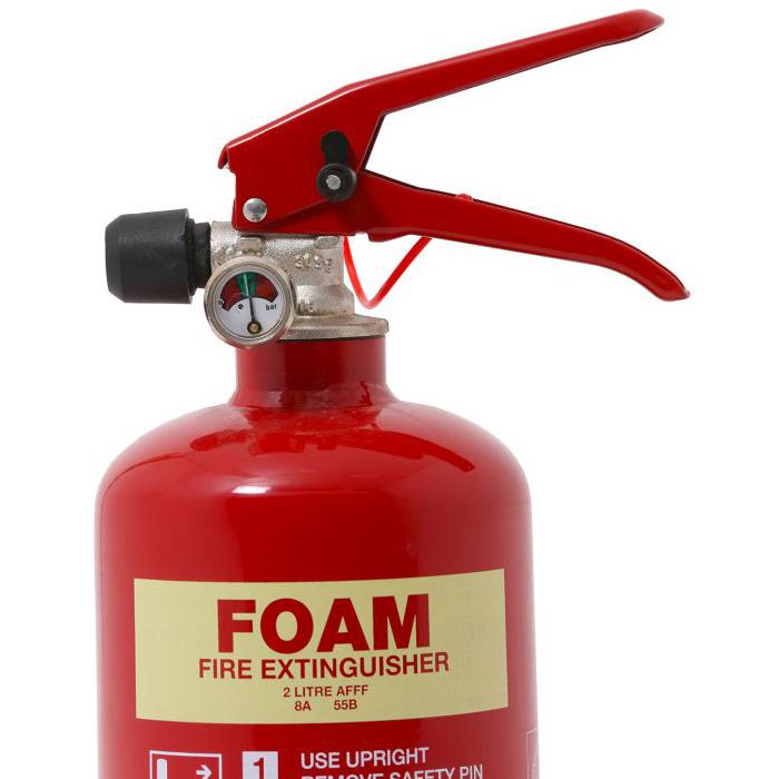 2L Foam Fire Extinguisher