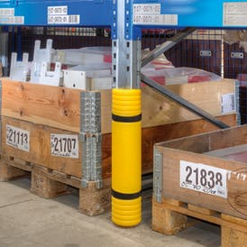 TRAFFIC-LINE Pallet Racking Protectors - Plastic