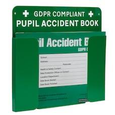 Pupil Accident Book Holder