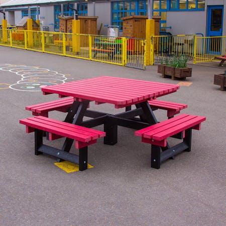Junior Square Picnic Table
