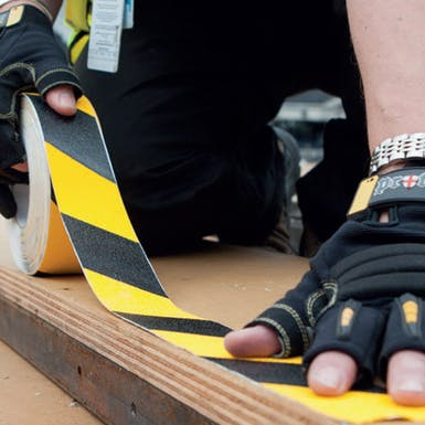 Hazard Anti-Slip Tapes