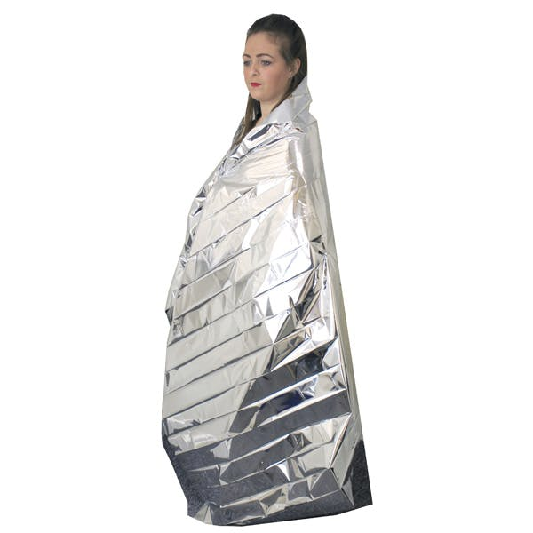 Adult's Foil Blankets