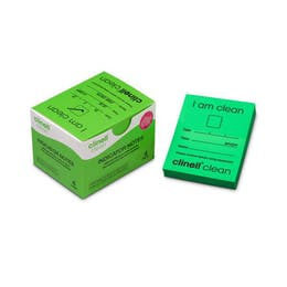 Clinell Indicator Notes - Green