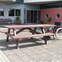 Lichfield Picnic Table