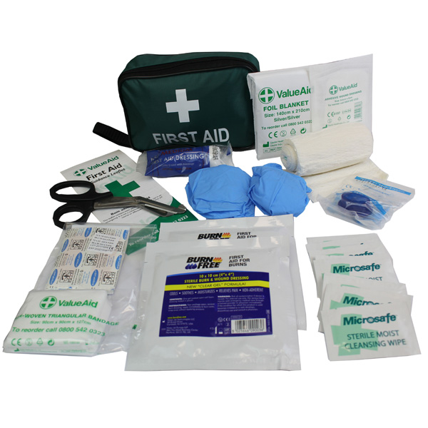 BS8599-1:2019 Compliant Workplace First Aid Kit