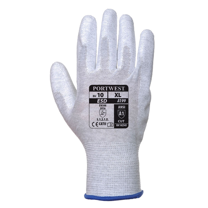 Portwest A197 Antistatic Shell Gloves