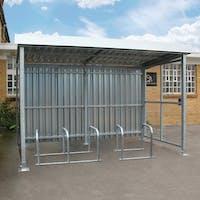 Burleston Cycle Shelter
