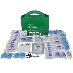 BS8599-1:2019 Compliant  Workplace First Aid Kits
