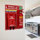 Kitchen Safety Station