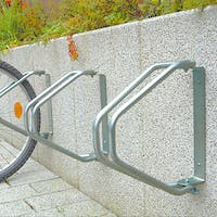 Traffic Line Wall Mounted Bike Rack