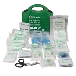 BS8599-1 Compliant First Aid Kits & Refills