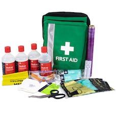 Acid Burns First Aid Kit