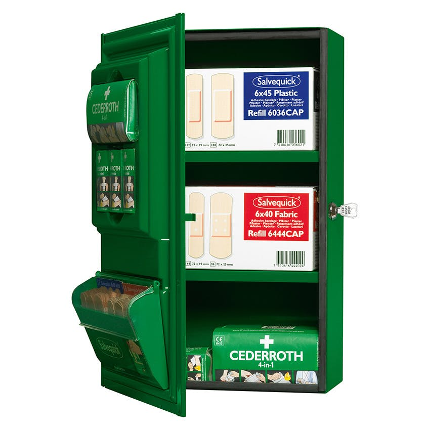 Cederroth Mini First Aid Cabinet