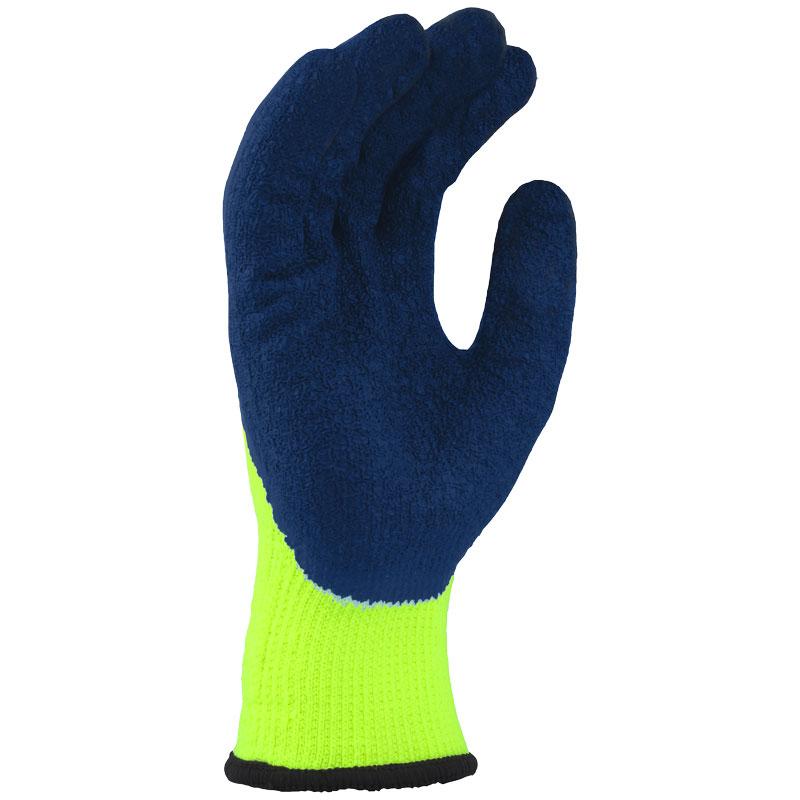 UCI Koolgrip®-II Thick Yellow Latex Palm Gloves