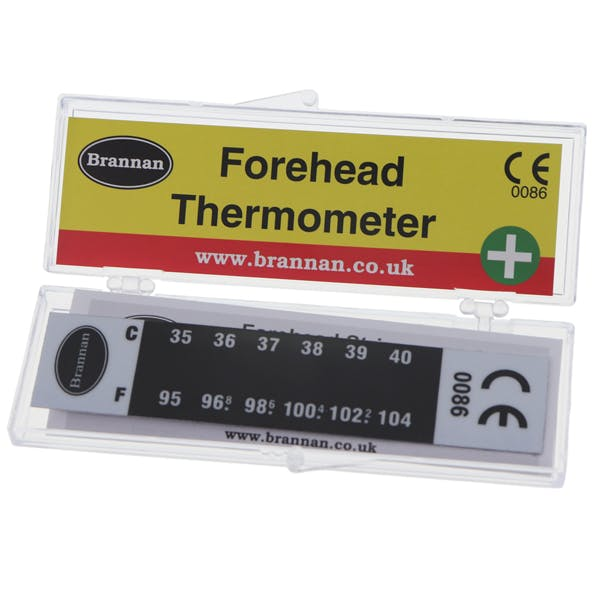 Strip Forehead Thermometers