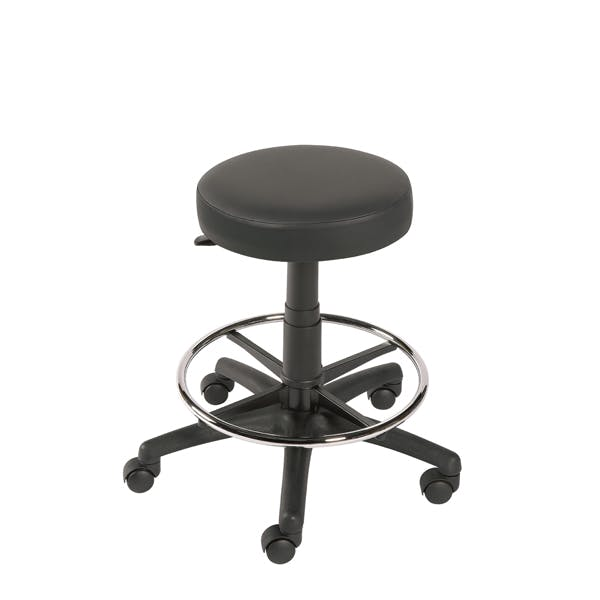 Examination Stool with Footring