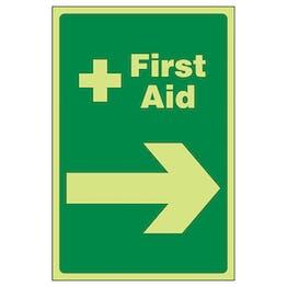 GITD First Aid Arrow Right