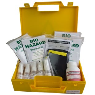 Body Fluid Disposal Kits