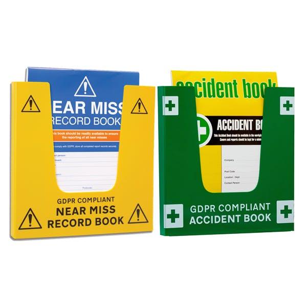 Accident & Near Miss Book Holder Bundle