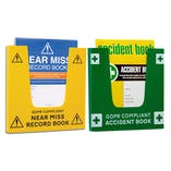 Accident & Near Miss Book Holder Bundle
