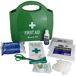 Economy Burns First Aid Kit