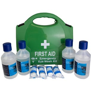 250ml Emergency Eye Wash Kit