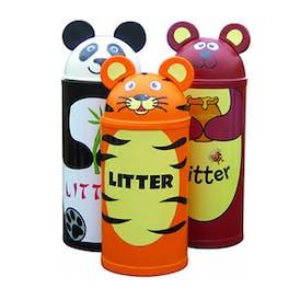 Animal Litter Bins