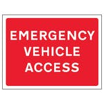 Emergency Vehicle Access