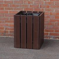 Recycled Plastic Litter Bins
