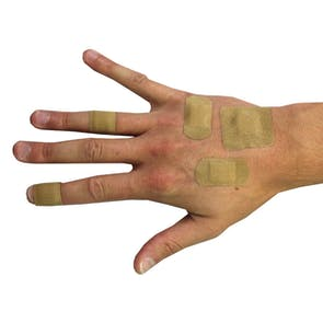 Assorted Plasters In Polybags