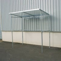 Budget Open Fronted Waiting Shelter