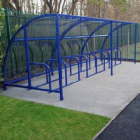 School Cycle Shelters