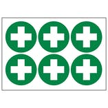 First Aid & Safe Condition Labels