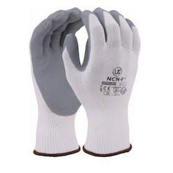 UCI Nitrile Foam Coated Gripper Gloves