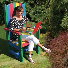 Story-Telling Chair
