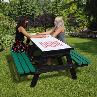 Adult Activity Picnic Table