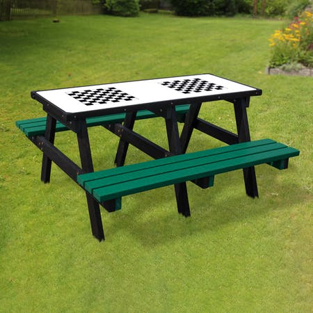 Adult Activity Table