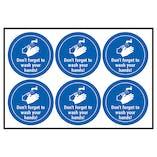 Hand Hygiene Labels