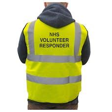 Hi-Vis Vest NHS Volunteer Responder