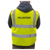 Hi-Vis Vest Volunteer