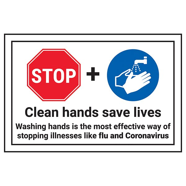 STOP/Washing Hands Is The...