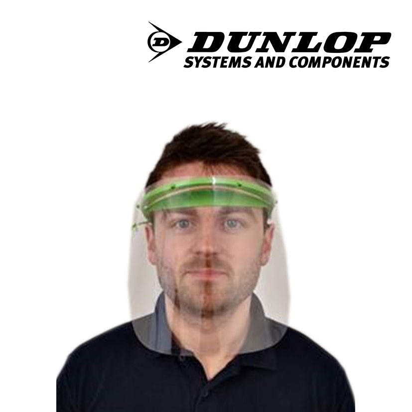 Dunlop Advanced Vision Protective Face Visors