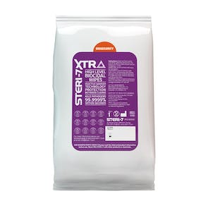 STERI-7 XTRA Disinfectant Wipes