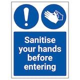 Hygiene Signage