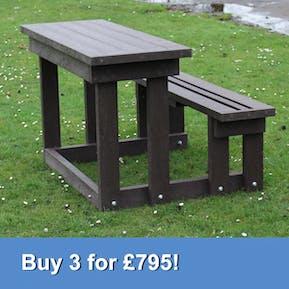 Outdoor Desk/ Spectator Table