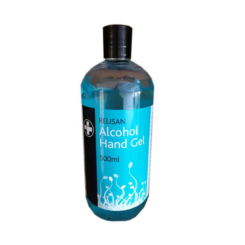 Relisan 70% Alcohol Hand Gel
