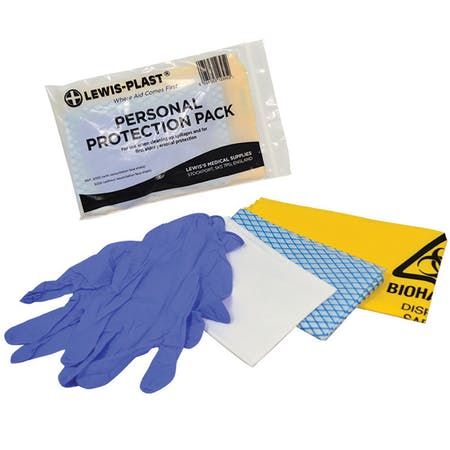 Lewis-Plast Personal Protection Pack